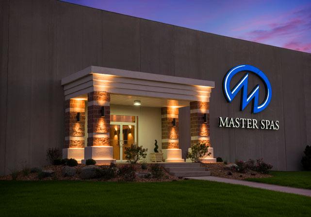 Master Spas office