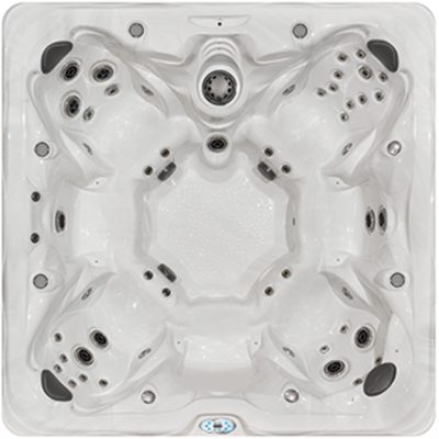 Hot tub brand Healthy Living Hot Tubs - HL 8.5